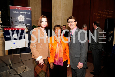Stephanie Green,Rep Eddie Bernice Johnson,Lyndon Boozer,February 12,2013,The Atlantic  and National Journal Toast to the 113th Congress,Kyle Samperton