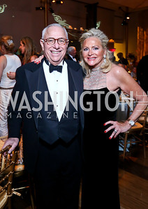 Donald and Deborah Sigmund. Photo by Tony Powell. 2013 Choral Arts Holiday Gala. Kennedy Center. December 16, 2013