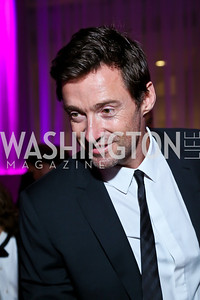 Hugh Jackman. Photo by Tony Powell. WL CCAI 2013 Angels in Adoption Gala. Reagan Building. October 9, 2013