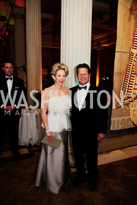 Kim Wieler,John Wieler,April 19,2013, The Corcoran Ball,Kyle Samperton
