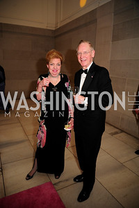 Fran Redmon,Gant Redmon,April 19,2013, The Corcoran Ball,Kyle Samperton