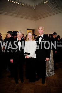 Tim Coughlin,Genny Ryan,Fred Ryan,April 19,2013, The Corcoran Ball,Kyle Samperton