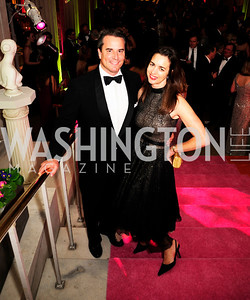 Stuart Holliday,Gwen Holliday,April 19,2013, The Corcoran Ball,Kyle Samperton