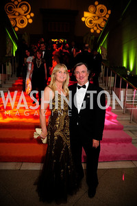 Karen Marcou,  George Marcou,April 19,2013, The Corcoran Ball,Kyle Samperton
