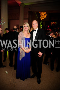 Alison Morrison,James Morrison,April 19,2013, The Corcoran Ball,Kyle Samperton
