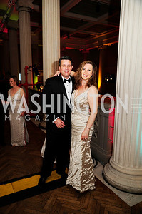 Pete Trainer,Mela Trainer,April 19,2013, The Corcoran Ball,Kyle Samperton