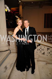 Carolyn Clay,Kingsley Clay,April 19,2013, The Corcoran Ball,Kyle Samperton