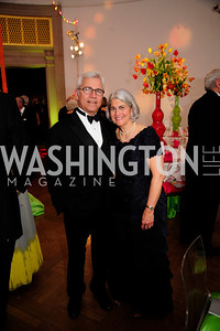 Rob Quartel,Michaela English,April 19,2013, The Corcoran Ball,Kyle Samperton