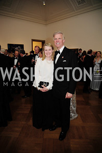 Genny Ryan,Fred Ryan,April 19,2013, The Corcoran Ball,Kyle Samperton