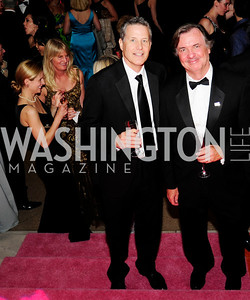 Kingsley Clay,  George Marcou,April 19,2013, The Corcoran Ball,Kyle Samperton
