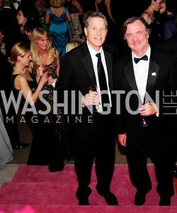 Kingsley Clay,  George Marcou,April 19,2013, The Corcoran Ball,Kyle Samperton