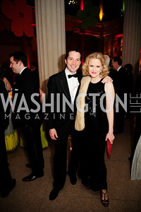 Tim Rooney,Dana Rooney,April 19,2013, The Corcoran Ball,Kyle Samperton