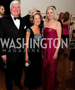 Rick Rolandi,Molly Rolandi,Saree Pitt ,,April 19,2013, The Corcoran Ball,Kyle Samperton