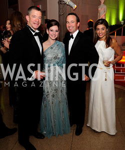 Mark Schnurr,Katie Bushwick,Chris Donatelli,Karen Donatelli,April 19,2013, The Corcoran Ball,Kyle Samperton
