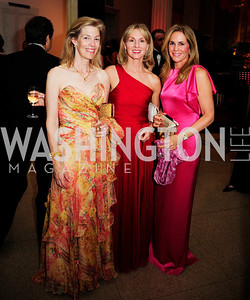 Nancy Sidamon-Eristoff,Susie Canton,Laurie Kush,April 19,2013, The Corcoran Ball,Kyle Samperton