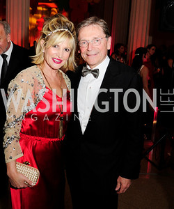 Tina Alster,Paul Fraser,April 19,2013, The Corcoran Ball,Kyle Samperton