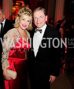 Tina Alster,Paul Fraser,April 19,2013, The Corcoran Ball,Kyle Samperton