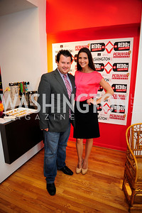 Brenadan Kownacki,Kate Michael,June 27,2013,The Grand Opening of Reddz Trading Georgetown,Kyle Samperton