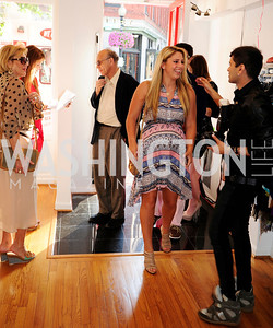 Nicole Glazer,June 27,2013,The Grand Opening of Reddz Trading Georgetown,Kyle Samperton