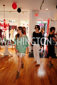 Lolly Amons,Cameron Guckert,June 27,2013,The Grand Opening of Reddz Trading Georgetown,Kyle Samperton