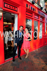 Vincent DePaul,Fran Holuba,,June 27,2013,The Grand Opening of Reddz Trading Georgetown,Kyle Samperton