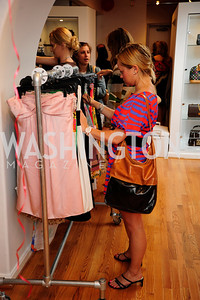 Caroline Downing,June 27,2013,The Grand Opening of Reddz Trading Georgetown,Kyle Samperton