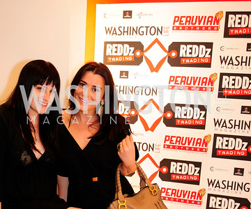 Zoe  Erailson,Jacqueline Mason,June 27,2013,The Grand Opening of Reddz Trading Georgetown,Kyle Samperton