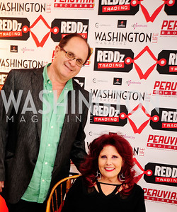 Izzy Erailson,Wendy  Erailson,June 27,2013,The Grand Opening of Reddz Trading Georgetown,Kyle Samperton