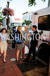 June Silverberg,Christine Warnake,Vincent DePaul,June 27,2013,The Grand Opening of Reddz Trading Georgetown,Kyle Samperton