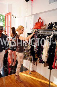 Jo Butler,June 27,2013,The Grand Opening of Reddz Trading Georgetown,Kyle Samperton