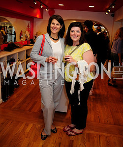 Ann Maier,Catherine CollinsJune 27,2013,The Grand Opening of Reddz Trading Georgetown,Kyle Samperton