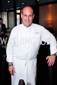 "Chef Todd Gray. Photo by Tony Powell. ""The New Jewish Table"" Passover Seder. Equinox. March 25, 2013"