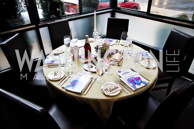 "Photo by Tony Powell. ""The New Jewish Table"" Passover Seder. Equinox. March 25, 2013"
