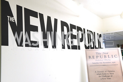 The New Republic Office Opening Party.  Friday April 26. Photo by Ben Droz.