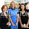 Lisa Hawkins, Francie McMahon, Alison Friedrich,  R-L, The New Republic Office Opening Party.  Friday April 26. Photo by Ben Droz.