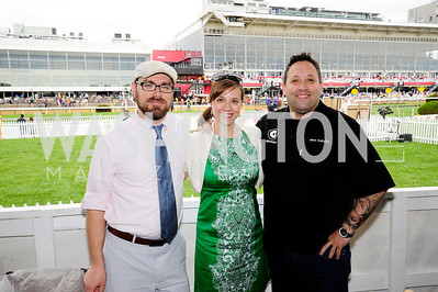 Justin Rudd,Jen Resick,Mike Isabella,May 18,20013,The Preakness,Kyle Samperton