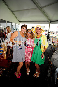 Barbara  Tatum, Bethe Halpern,Tiffany Lione,May 18,20013,The Preakness,Kyle Samperton