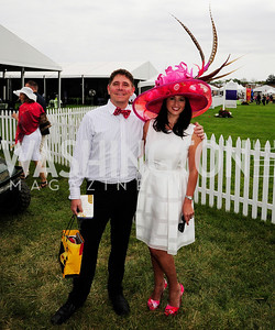 Christian Radgowski,Holly Huff,May 18,20013,The Preakness,Kyle Samperton