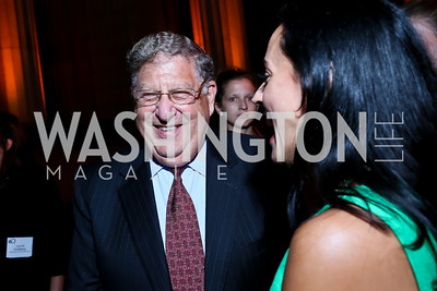 "John Sununu. Photo by Tony Powell. ""The Presidents' Gatekeepers"" Screening. Mellon Auditorium. September 10, 2013"