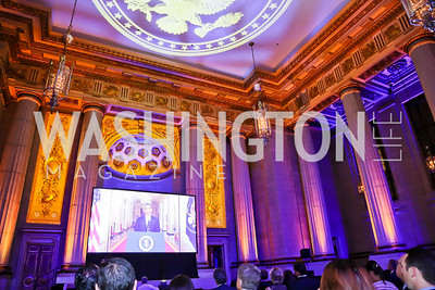 "Photo by Tony Powell. ""The Presidents' Gatekeepers"" Screening. Mellon Auditorium. September 10, 2013"