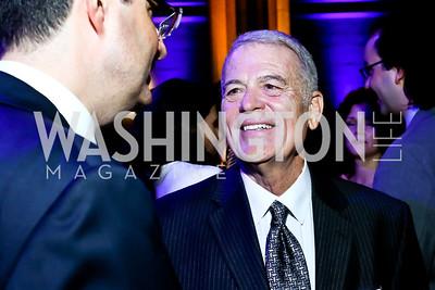 "Jack Watson. Photo by Tony Powell. ""The Presidents' Gatekeepers"" Screening. Mellon Auditorium. September 10, 2013"