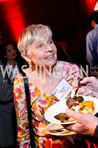"""Eleanor Clift. Photo by Tony Powell. """"The Presidents' Gatekeepers"""" Screening. Mellon Auditorium. September 10, 2013"""