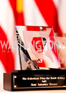 Photo by Tony Powell. The Tenth Annual Ridenhour Prizes. National Press Club. April 24, 2012