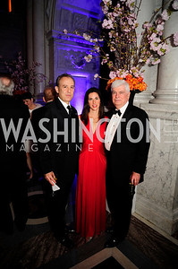Mexican Amb.Arturo Sarukhan,Veronica Sarukhan,Chris Dodd,,April 12.2013. The Washington Ballet'sA Moveable Feast:The Hemingway  in Paris Ball,Kyle Samperton