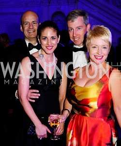 Brian Neary,Alisa  Neary,Robert Connelly,Evonne ConnellyApril 12.2013. The Washington Ballet's A Moveable Feast:The Hemingway  in Paris Ball,Kyle  Samperton