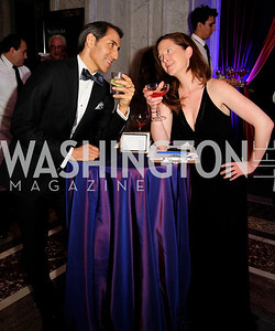 Arthur Espinoza,Elizabeth Sizer,April 12.2013. The Washington Ballet's A Moveable Feast:The Hemingway  in Paris Ball,Kyle Samperton