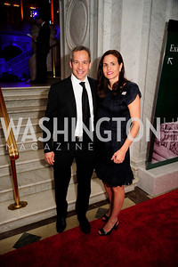 Winston Lord,Elizabeth Burke,April 12.2013. The Washington Ballet's A Moveable Feast:The Hemingway  in Paris Ball,Kyle Samperton