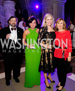 Harvey Pitt,Barbara Sullivan,Saree Pitt,Mary Choski,April 12.2013. The Washington Ballet's A Moveable Feast:The Hemingway  in Paris Ball,Kyle Samperton