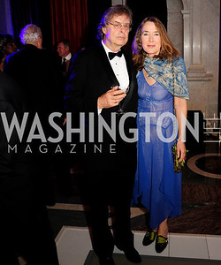 Andrew Cockburn.Leslie Cockburn,April 12.2013.The Washington Ballet's  A Moveable Feast;The Hemingway  in Paris Ball,Kyle Samperton