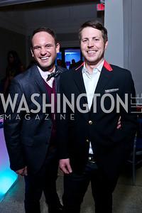 Matt Dornic, Patrick Tutwiler. Photo by Tony Powell. 2013 YGL. Carnegie Library. December 11, 2013
